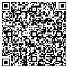 2D barcode - encoded with contact information